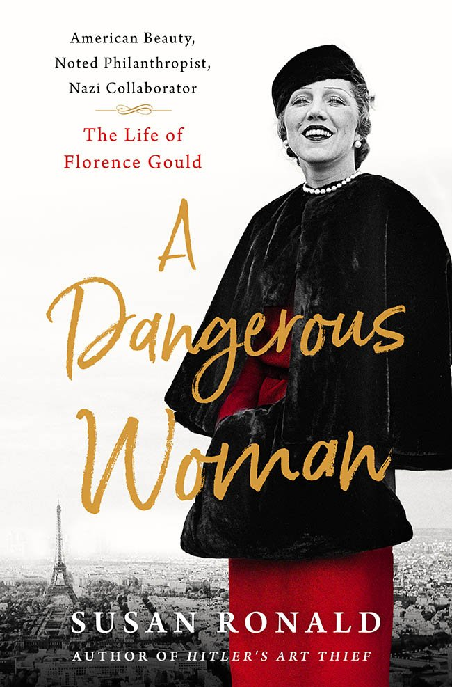 A revealing biography of Florence Gould, fabulously wealthy socialite and patron of the arts, who hid a dark past as a Nazi collaborator in 1940's Paris