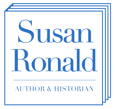 Susan Ronald - Historical Author
